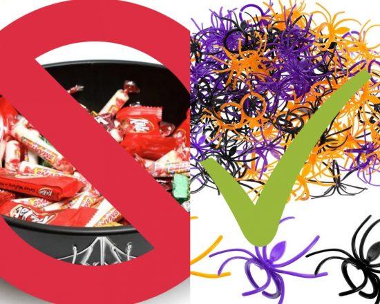Halloween Candy Alternatives for Health