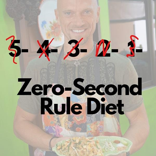 Zero-Second Rule Diet