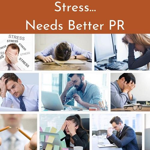 Stress Needs Better PR - Image search results all look the same